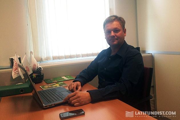 Менеджер по работе с ключевыми клиентами DuPont Pioneer Владимир Гаврилюк
