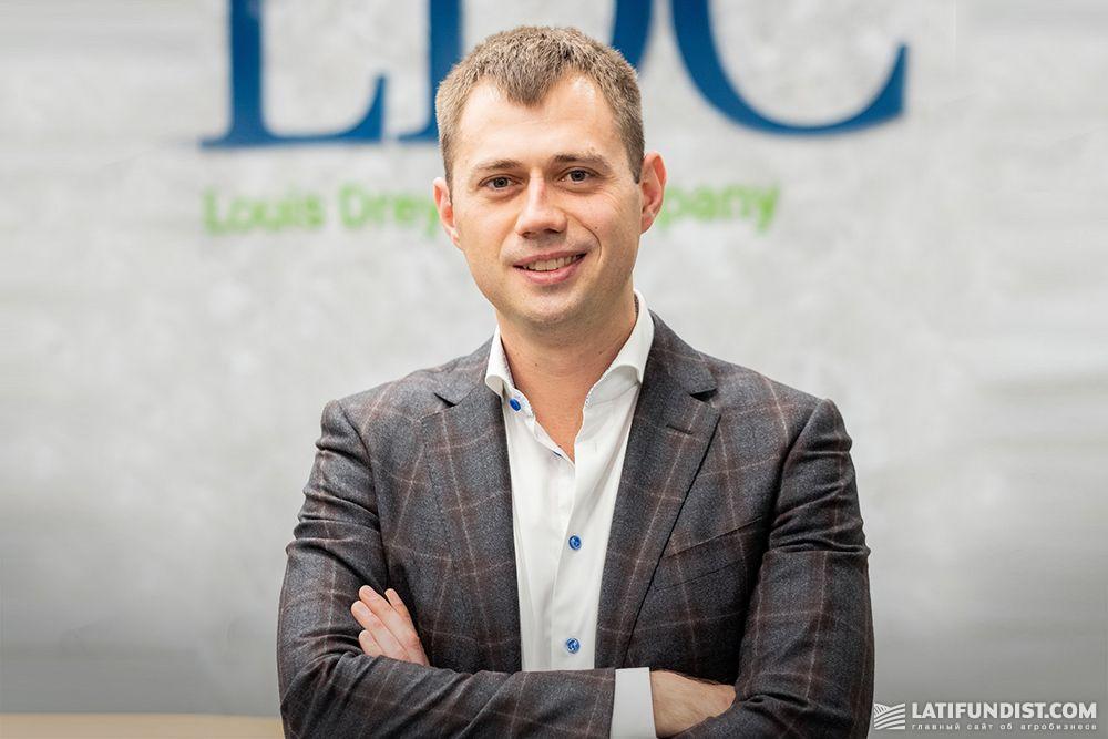 Александр Карпенко, генеральный директор «Луи Дрейфус Компани Украина»
