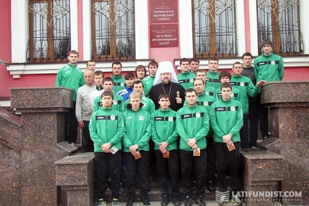 Футбольный клуб «Карловка»