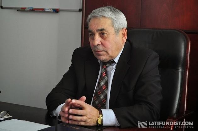 Председатель ассоциации «Укрцукор» Николай Ярчук