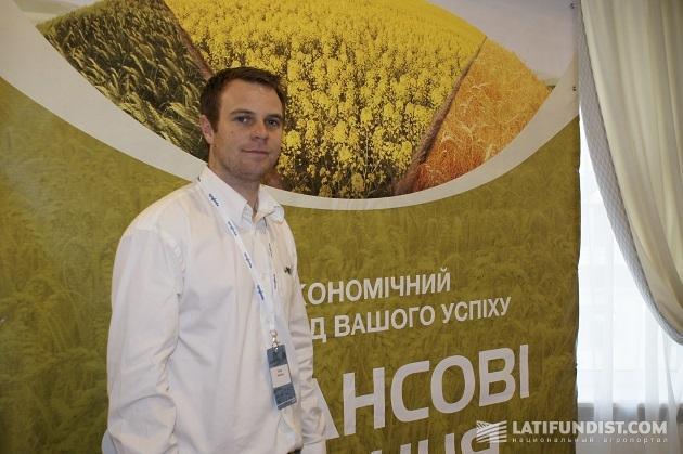 Оливер Гариссон