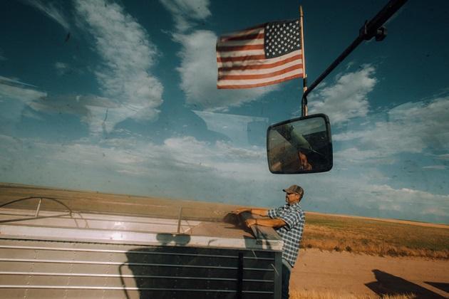 Американские фермеры. Фото Эллиота Росса