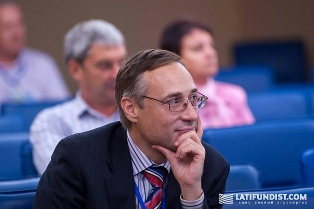 Директор аналитической компании «ПроАгро» Николай Верницкий