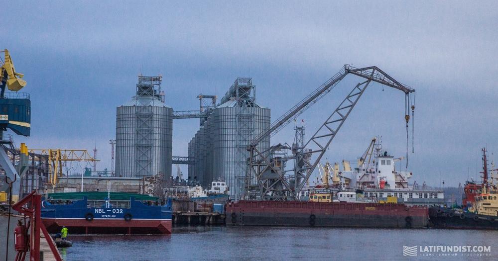 Флот компании «НИБУЛОН»
