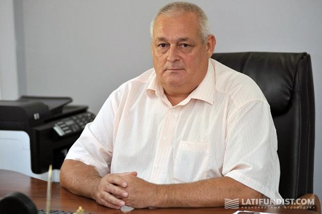 Владимир Клименко, президент Украинской зерновой ассоциации