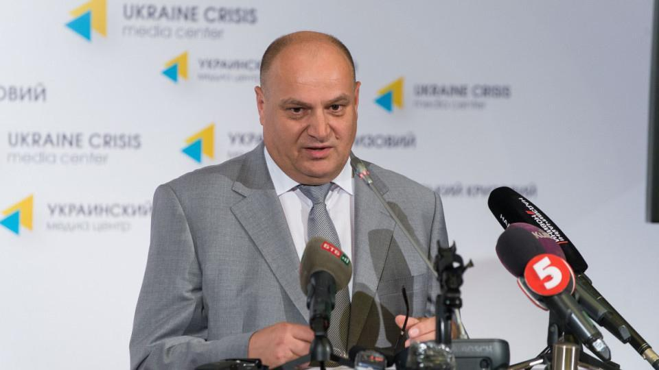 Виталий Жураковский, первый заместитель гендиректора Государственной администрации железнодорожного транспорта
