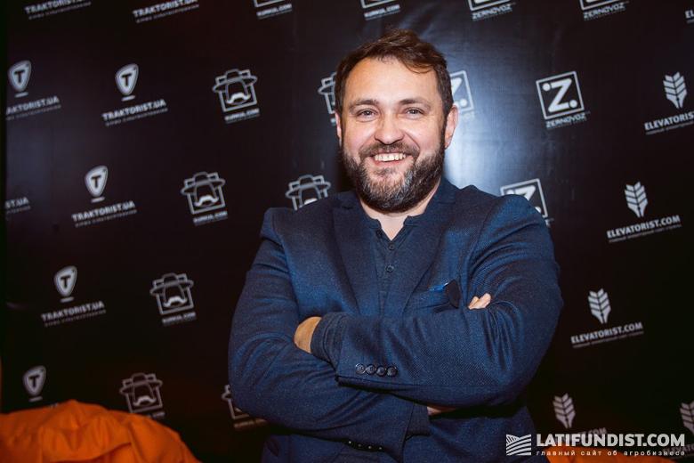 Андрей Душейко, директор агропромышленной корпорации «Днипро»