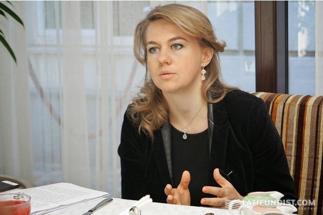 Владислава Рутицкая, замминистра АПК по евроинтеграции