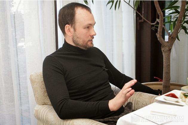 Андрей Симонов, основатель «Крячковка Агро Плюс»