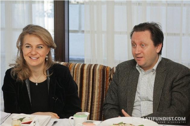 Владислава Рутицкая и Виталий Иванченко
