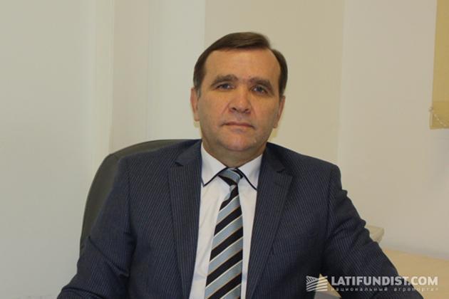 Председатель Совета директоров Ассоциации «Союз птицеводов Украины» Александр Бакуменко