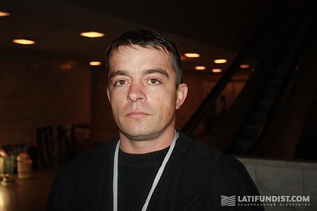Степан Серебрянников, ФХ «Саенко»