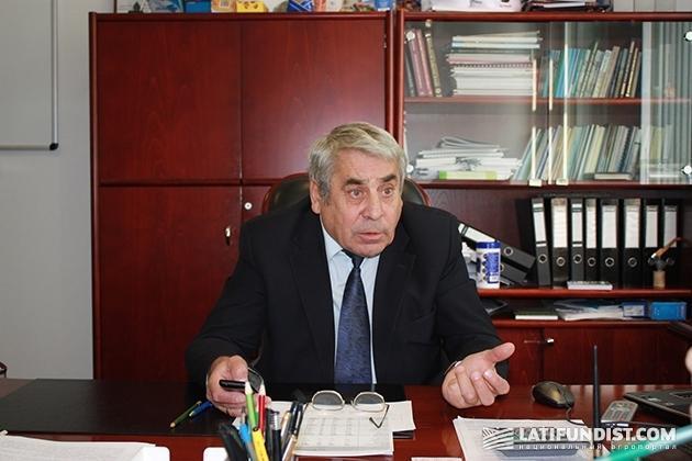 Глава правления Национальной ассоциации сахаропроизводителей Украины «Укрцукор» Николай Ярчук