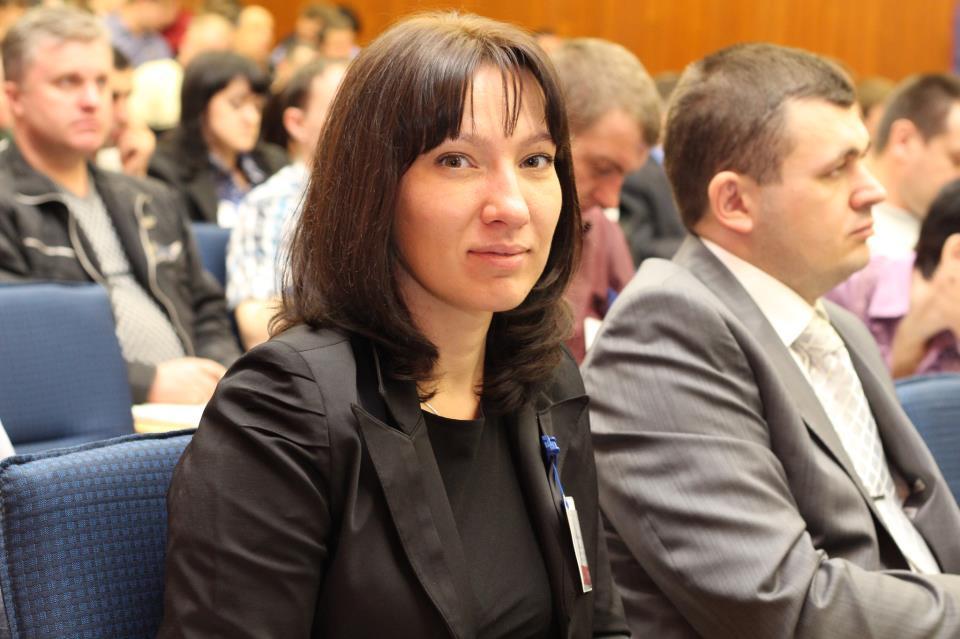 Анна Лавренюк, вице-президент Ассоциации производителей молока