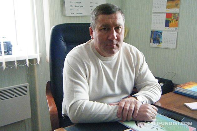 Леонид Кирута, глава крестьянско-фермерского хозяйства «Колосок» Киевской области