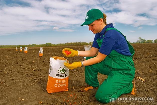 Качественные семена — хорошая инвестиция в будущий урожай