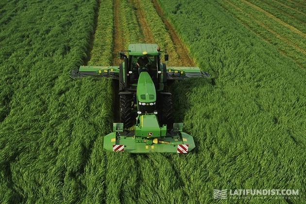 Кому сельхозтехника по карману?