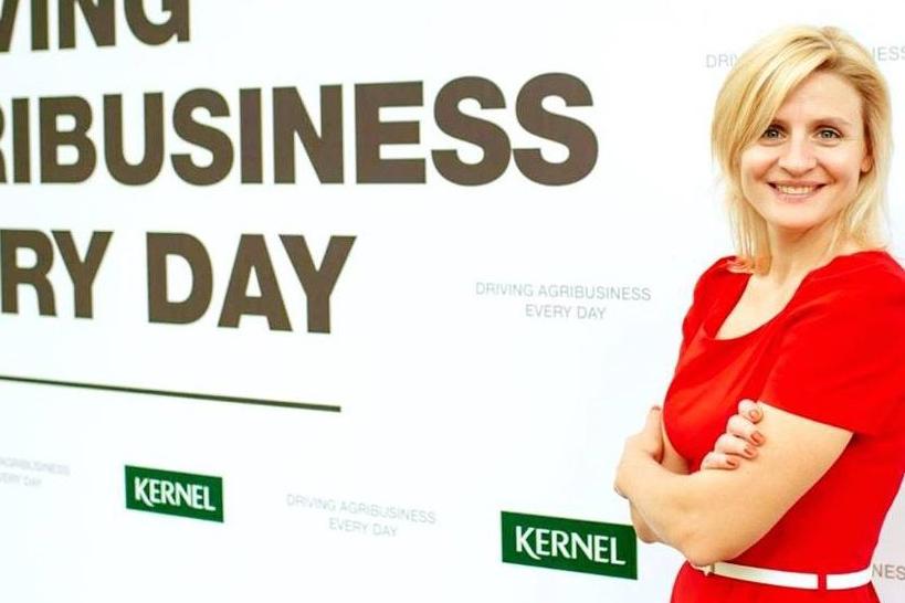 Наталья Кульчицкая, руководитель департамента персонала компании «Кернел»
