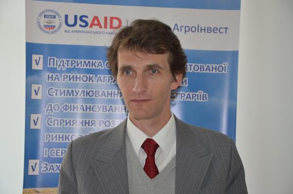 Александр Калиберда