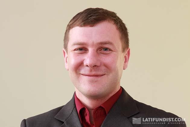 Александр Мазуренко, агроном-консультант компании «КВС-Украина» в Винницкой области