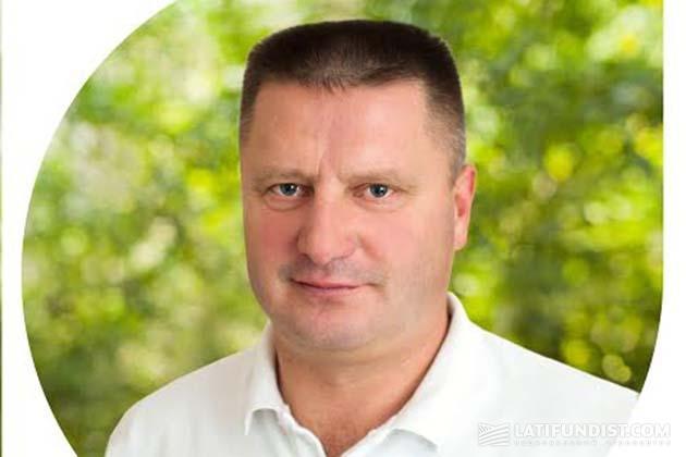 Юрий Чеберяк, руководитель региональной консультационной службы ООО «Август-Украина»