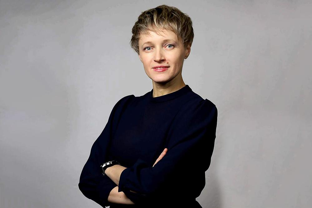 Ольга Трофимцева, и. о. министра аграрной политики и продовольствия Украины