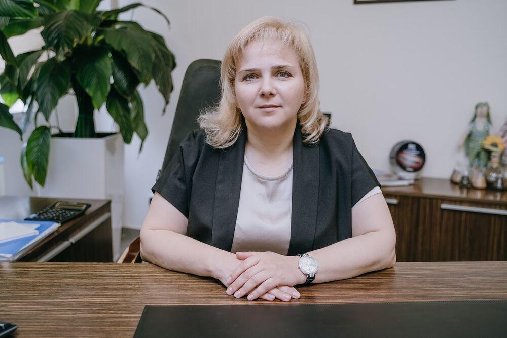 Елена Буркатовская, генеральный директор компании «ОптимусАгро Трейд»