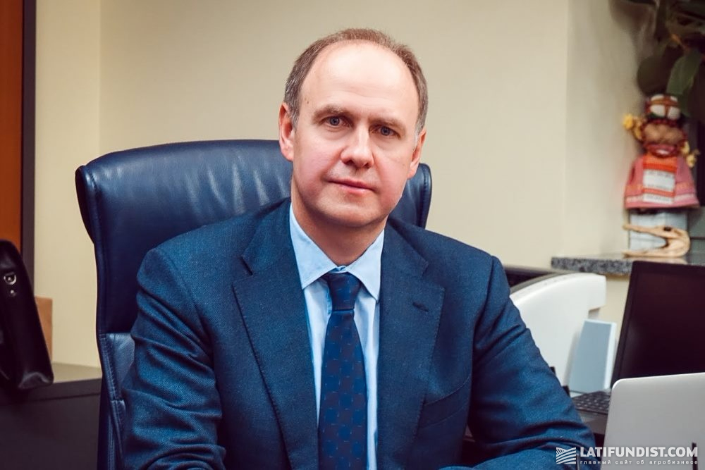 Alexey Volchkov, the Deputy Chairman of the Board, the Member of the Board of FUIB