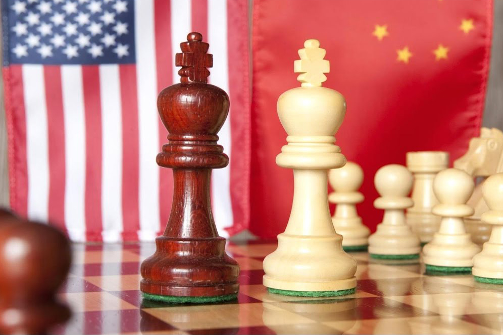 The United States introduced the protective import duties against China and other countries and, thus, provoked a trade war with China