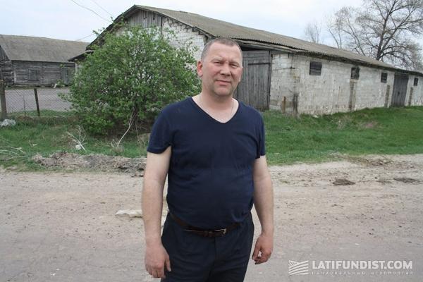 Игорь Заборный