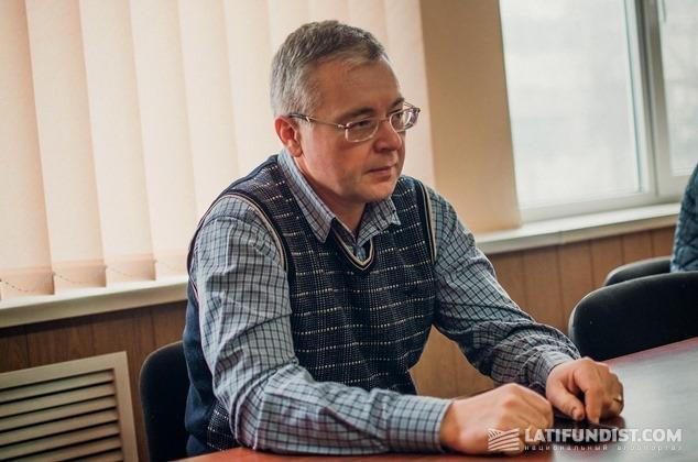Роман Франчук, директор ООО «ЛНЗ Агро»