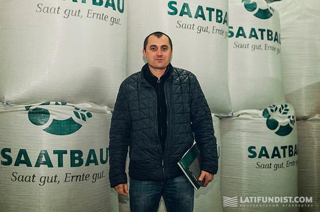 Валентин Демьяненко, руководитель отдела производства «Заатбау Украина»