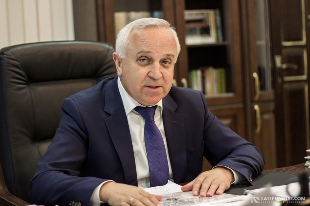 Ярослав Гадзало, президент НААН