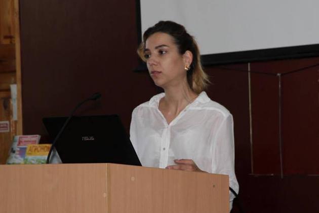 Сюзанна Григоренко, исполнительный директор «Cеменной ассоциации Украины»