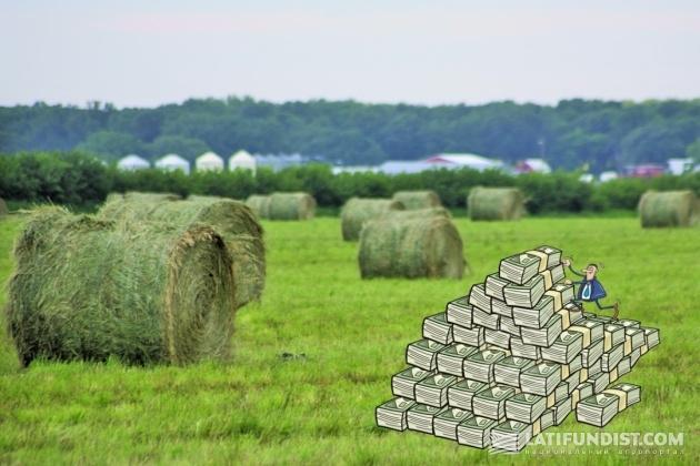 Гигантомания погубила не один украинский агрохолдинг. И, к сожалению, ТАКО – не исключение