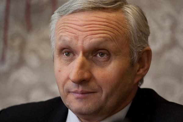 Председатель «Союза сельскохозяйственных обслуживающих кооперативов Украины» Иван Томич