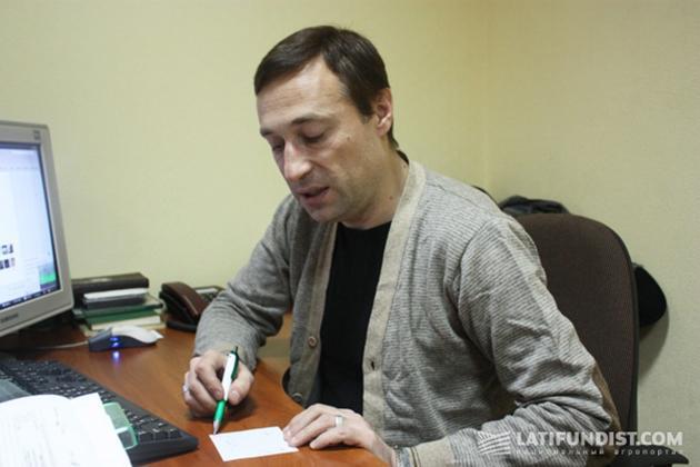 Директор информационно-консалтинговой компании «ПроАгро» Николай Верницкий