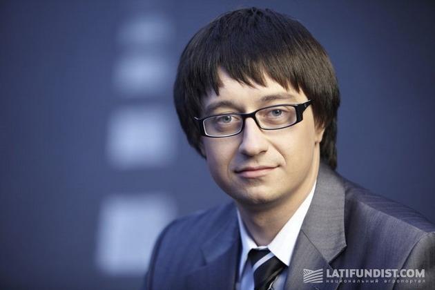 Финансовый директор группы «Оптимус» Андрей Анпилов