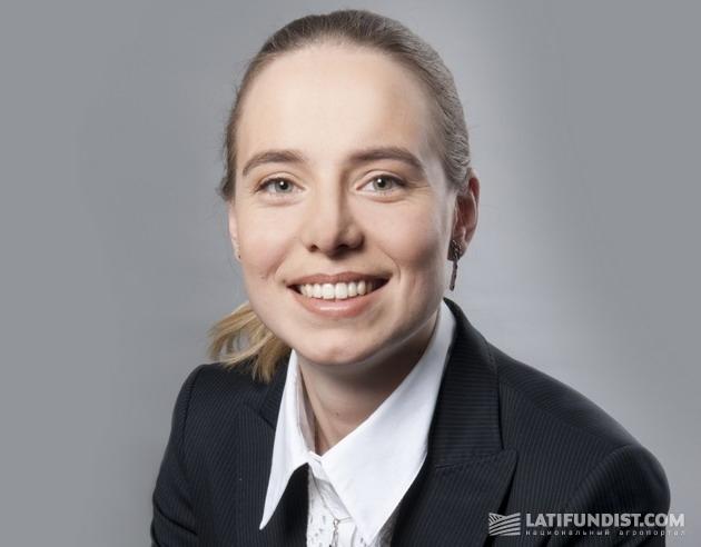 Аналитик инвесткомпании Dragon Capital Тамара Левченко