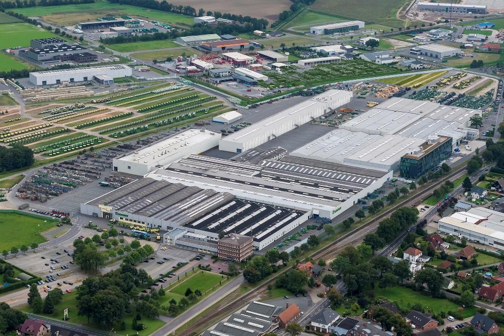 Взгляд изнутри: Немецкий завод сельхозтехники