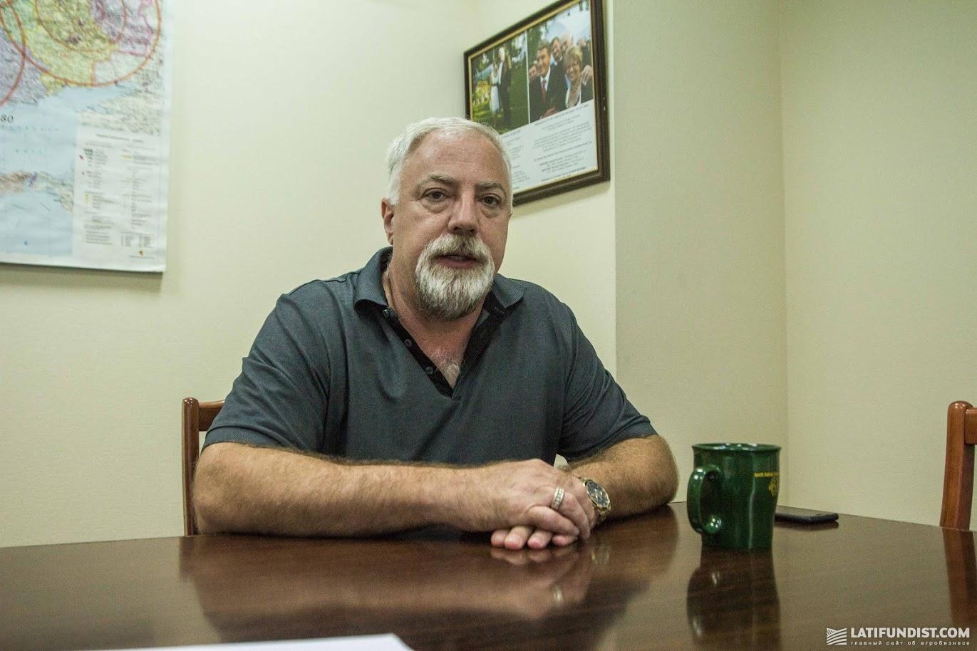 Дениел Свири, сооснователь «Киев-Атлантик Украина»