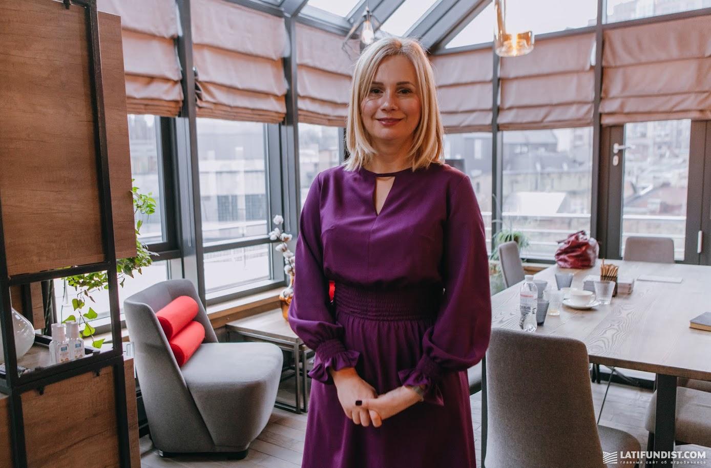 Людмила Горовая, директор по управлению персонала «Агропросперис»