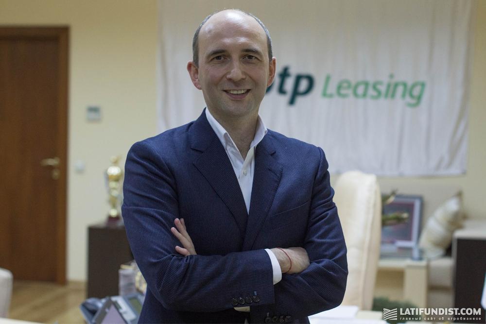 В 2016 г. компания «ОТП Лизинг» профинансировала агросектор и автомобильный сектор на $70 млн