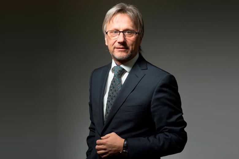 Владимир Лавренчук, председатель правления «Райффайзен банк Аваль»