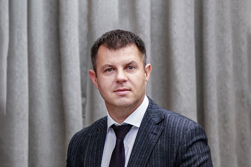 Игорь Чикин, директор Агробизнеса компании «Кернел»