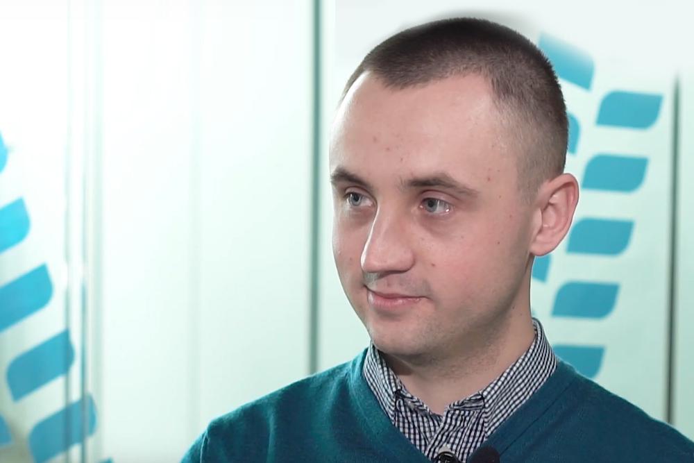 Александр Лисянский, старший агроном департамента производства продукции растениеводства и животноводства компании МХП