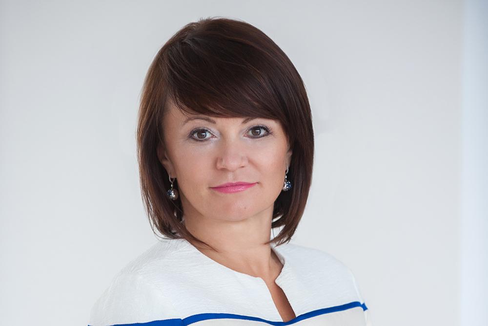 Виктория Капелюшная, заместитель председателя правления, финансовый директор холдинга «Мироновский Хлебопродукт» (МХП)