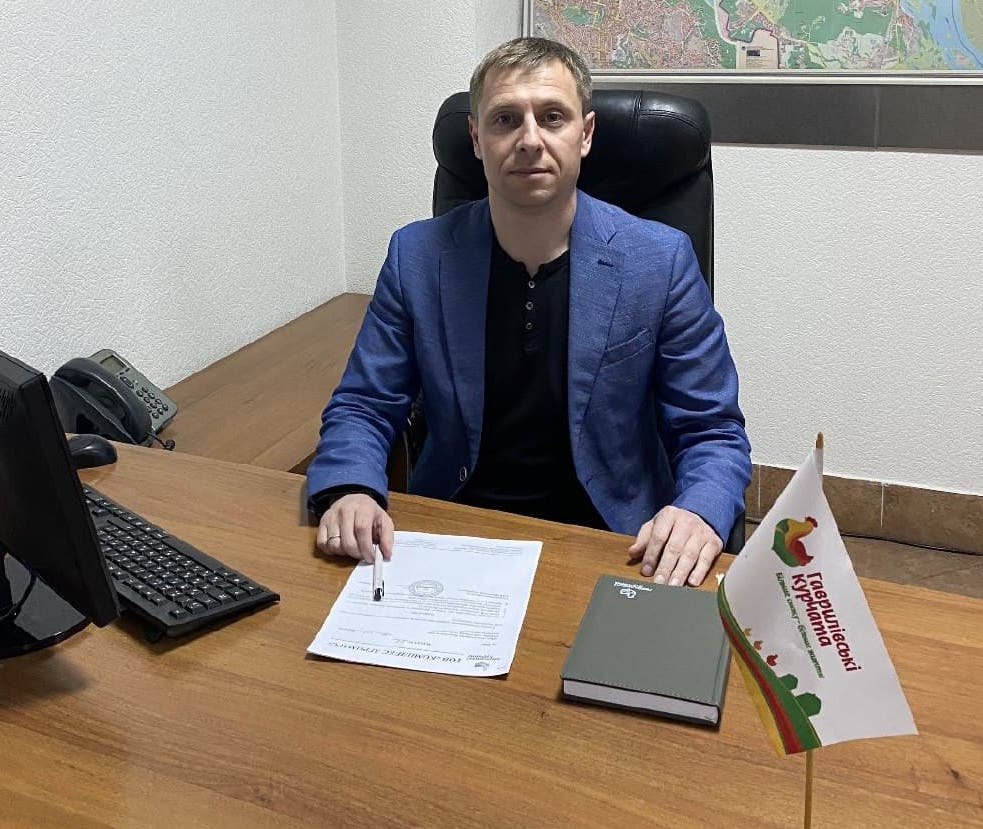 Иван Зазуля, генеральный директор компании «Комплекс Агромарс» (Источник фото Obozrevatel.com)